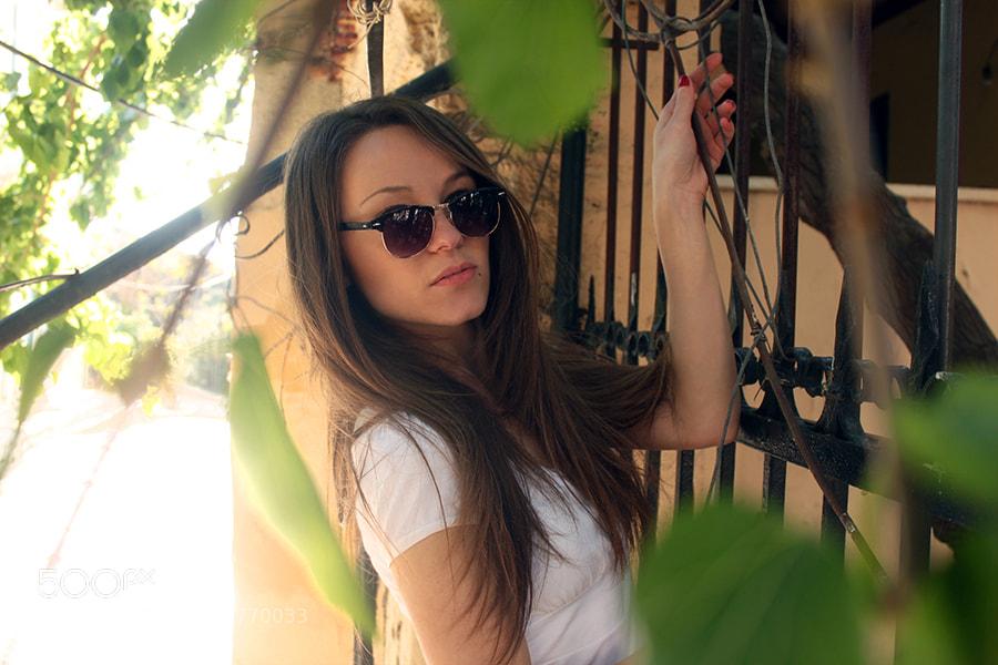 Photograph A walk on a sunny day by Eirini Iosifidou on 500px