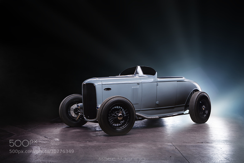 Photograph 1931 Ford Hi-Boy by Matt Magnino on 500px