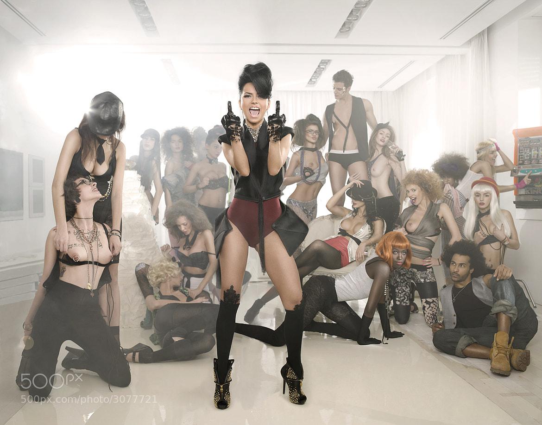 Photograph Inna promo 4 by Edward Aninaru on 500px