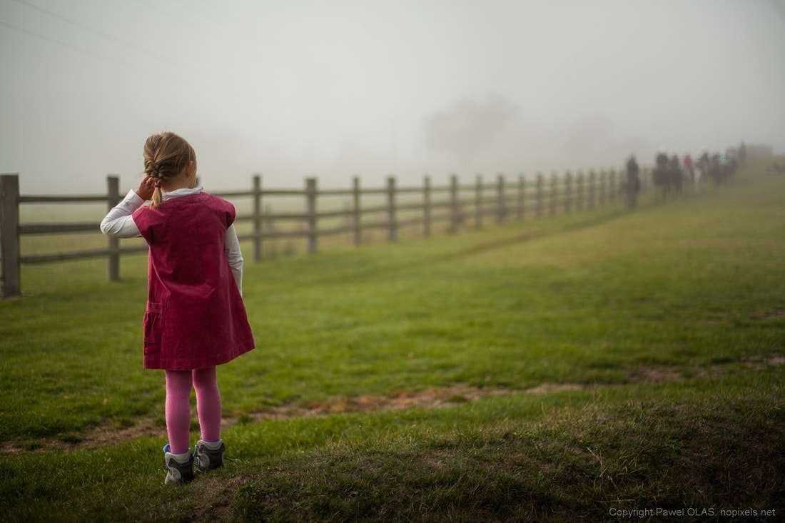 Photograph girls and horses by Pawel Olas on 500px
