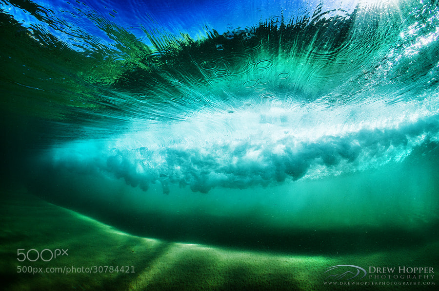 Photograph Sink or Swim by Drew Hopper on 500px
