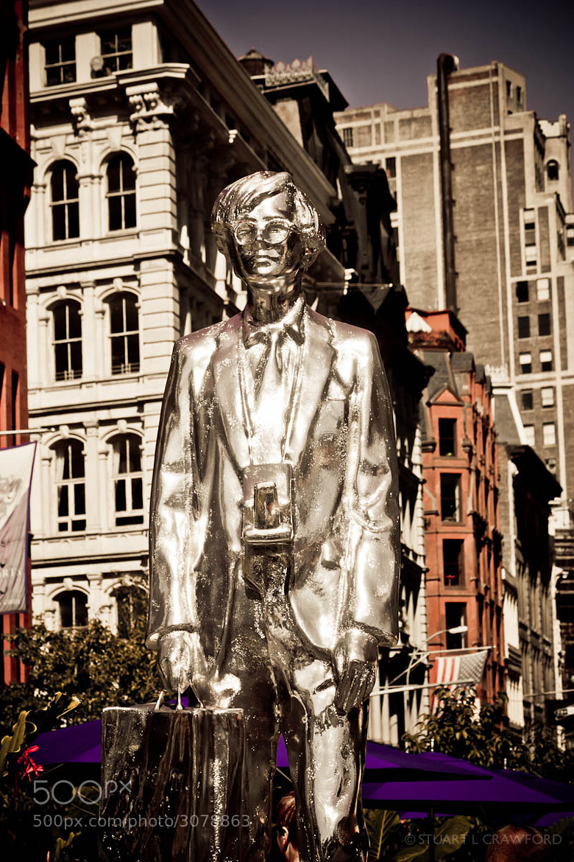 Photograph Warhol by Stuart Crawford on 500px