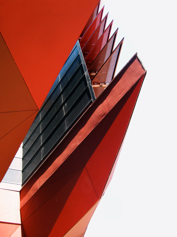 Photograph Reds angles by Vadim Costyrin on 500px