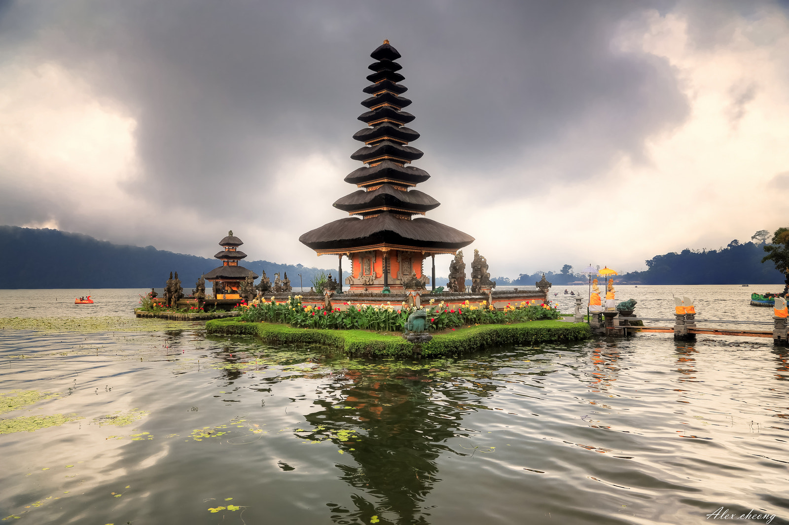 Photograph Ulun Danu Temple-Bali by Alex Cheong on 500px