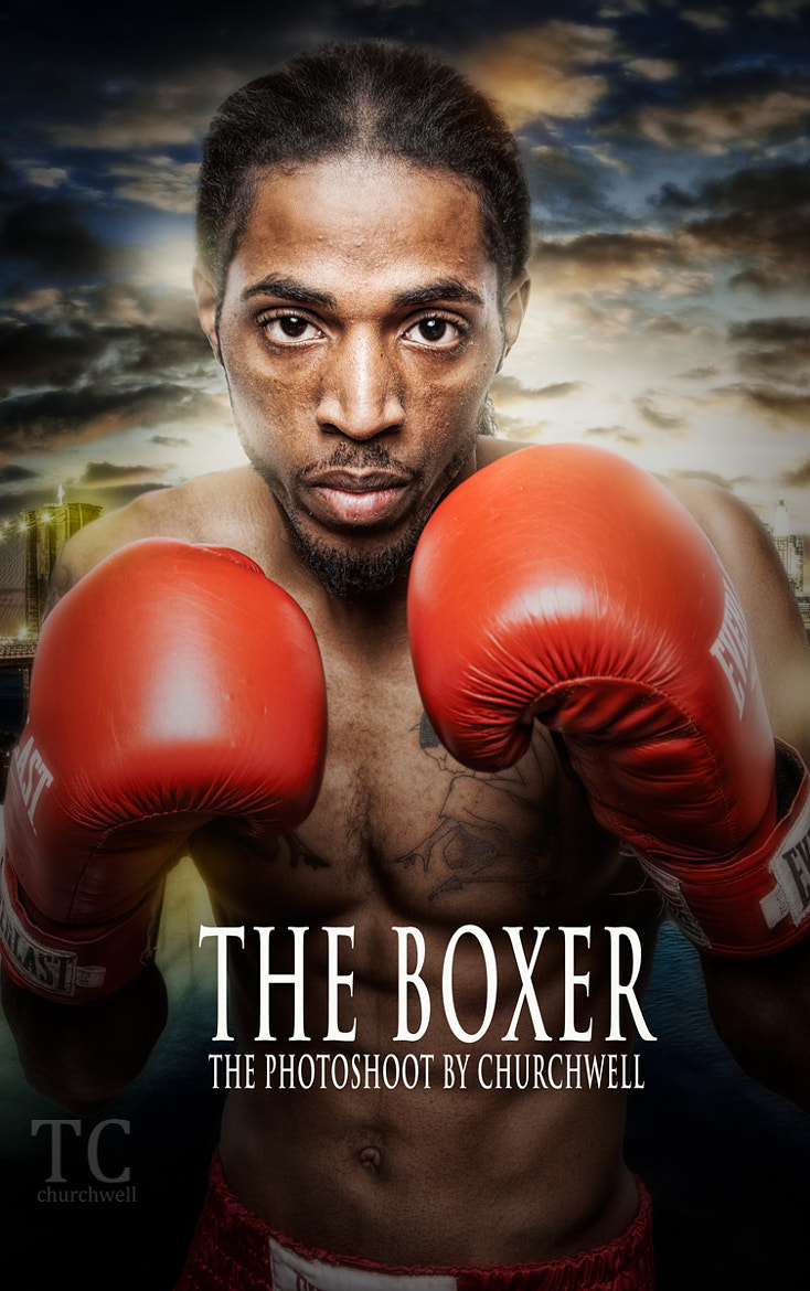 Photograph The Boxer by Thomas Churchwell on 500px