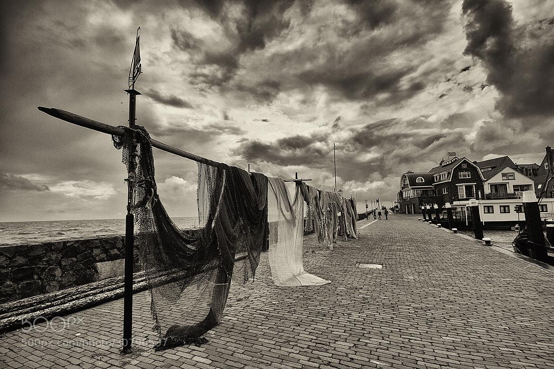 Photograph Fishing nets  by Laura Alice Marzani on 500px