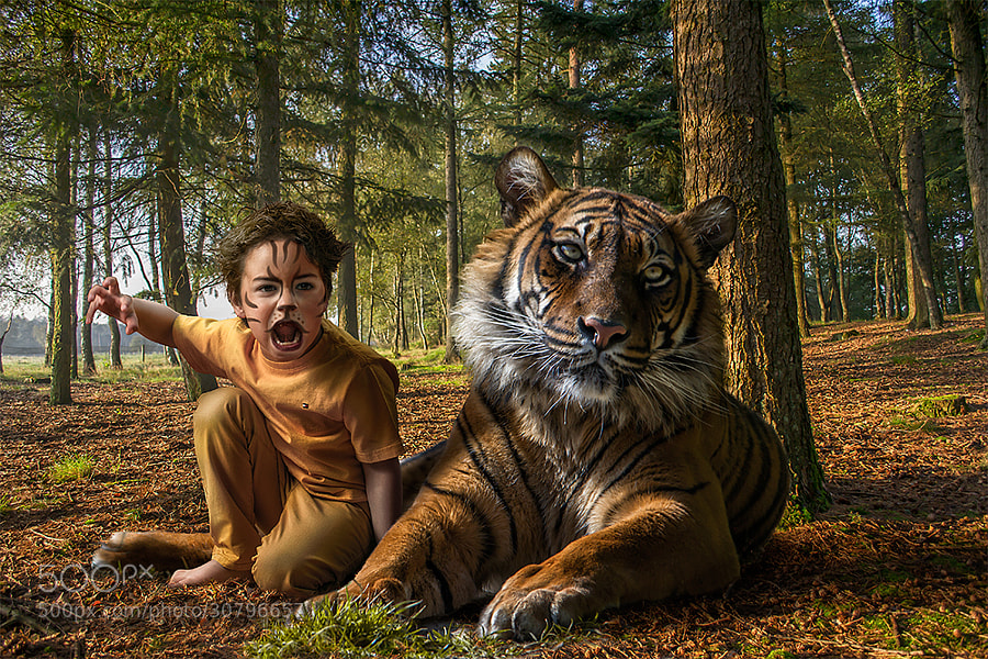 Photograph Wild thing by Adrian Sommeling on 500px