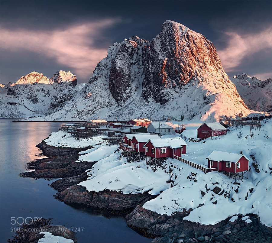 Photograph Lofoten by Max Rive on 500px