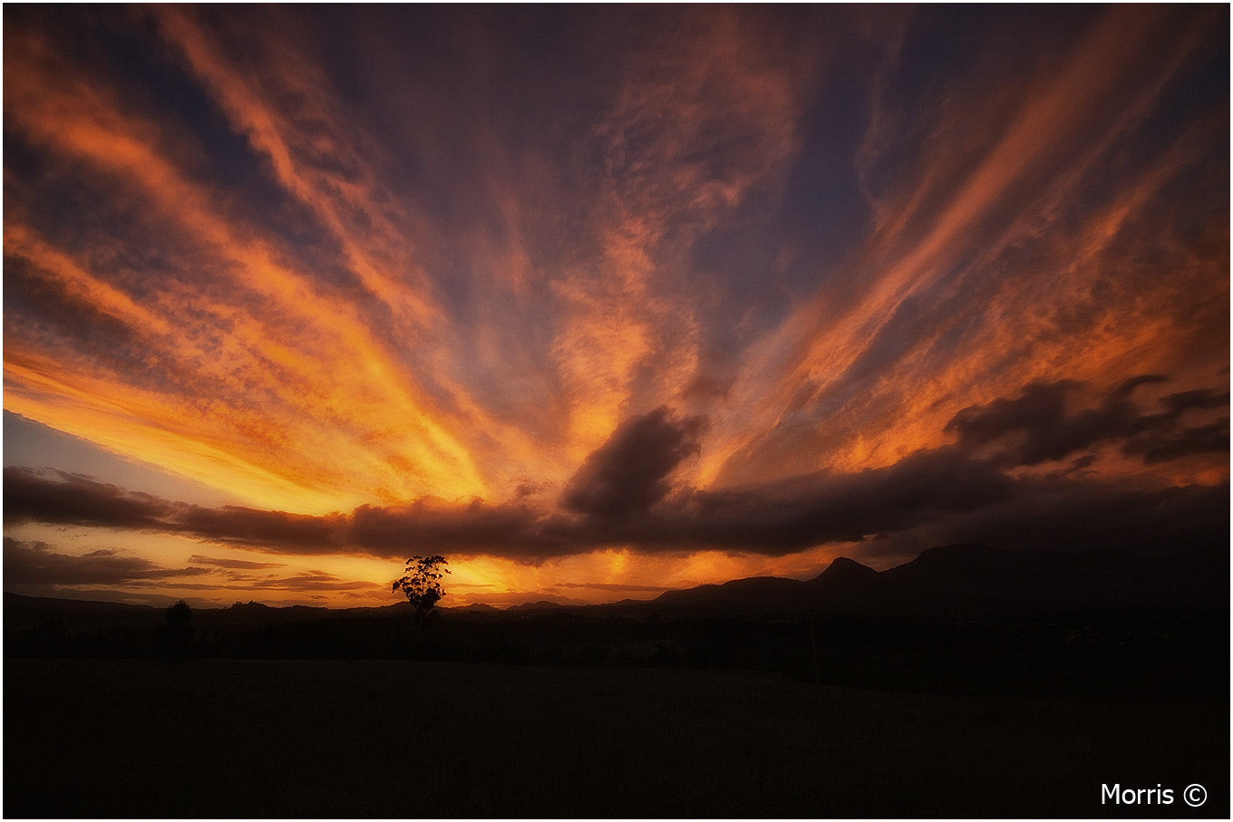 Photograph Big SKY by Dave Morris on 500px