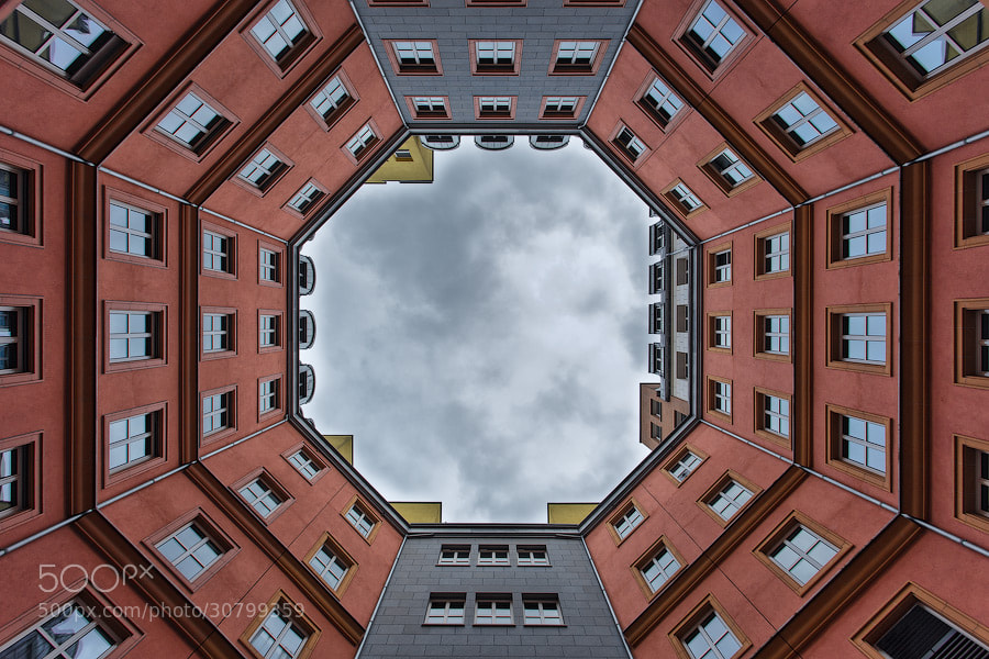 Photograph Octagon by Alexander Dragunov on 500px