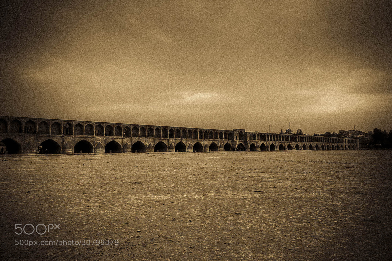 Photograph 33 Bridge.... by Ali KoRdZaDeh on 500px