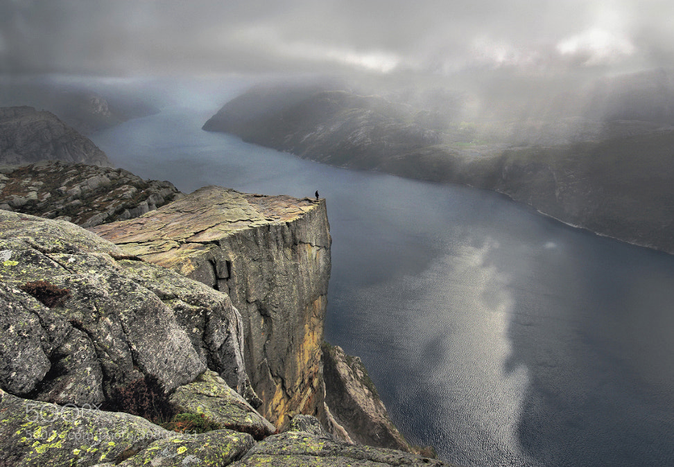 Photograph The Rock Tower by Kilian Schönberger on 500px