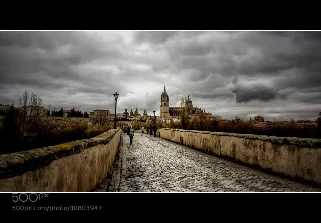 Photograph Puente & Catedral  by Isidoro M on 500px