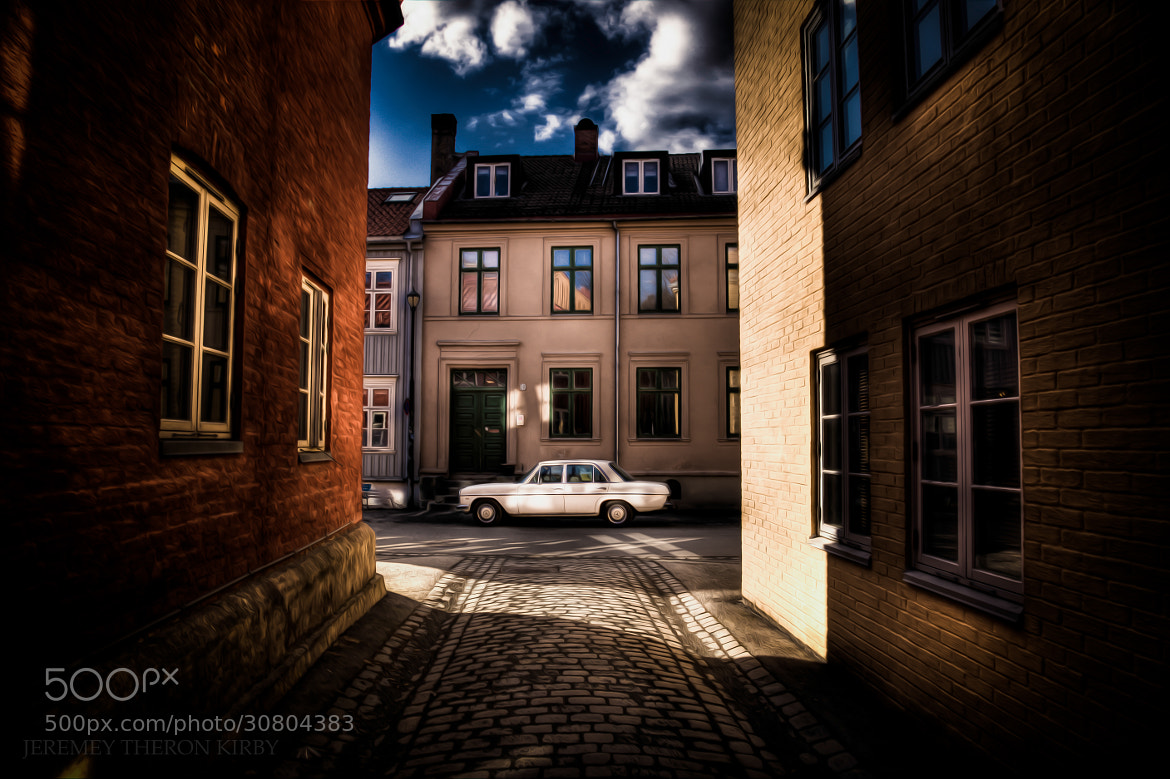 Photograph Seventies Mercedes by Jeremey Theron Kirby on 500px