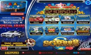 Online Casino Malaysia, SCR888 +60 11-2683 8867