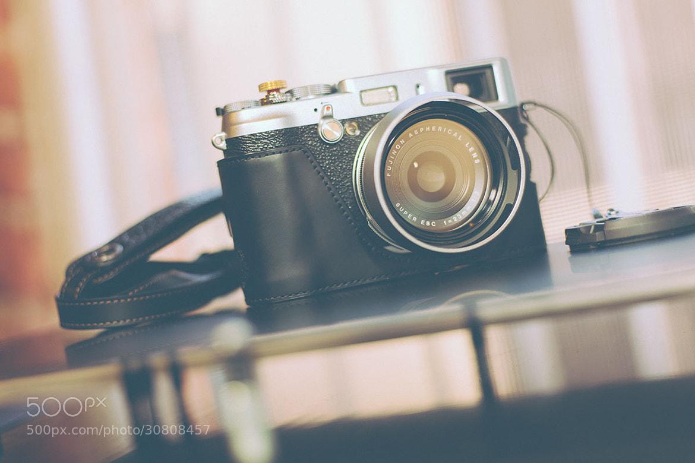 Photograph Fujifilm x100s - 1 of 10 by Steve Demmitt on 500px
