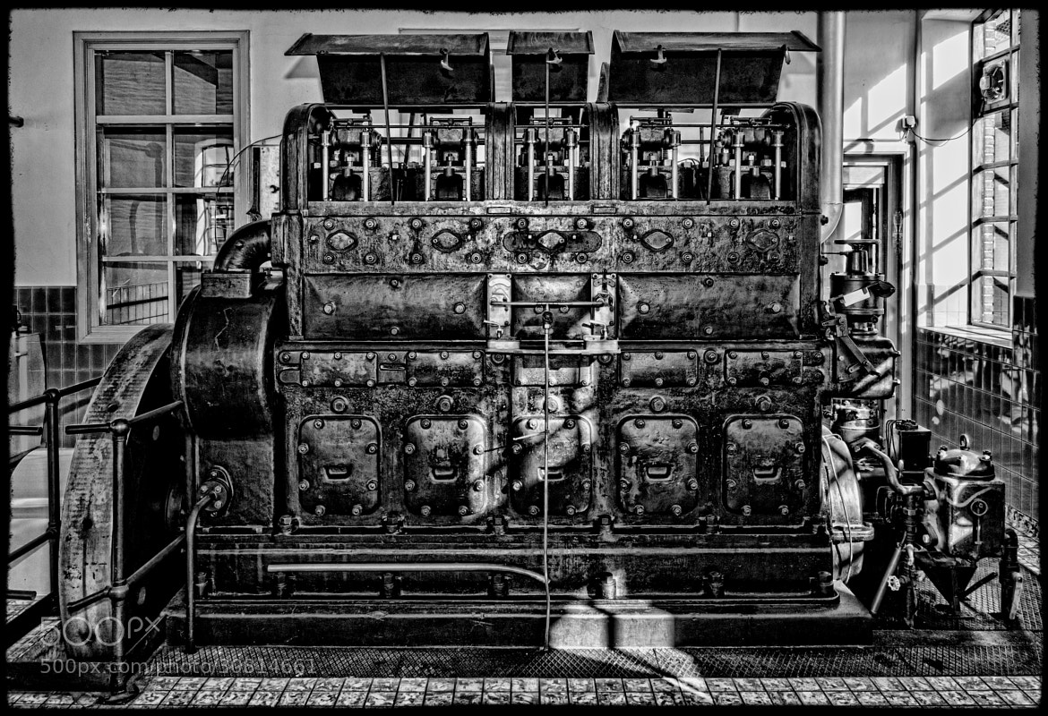 Photograph Diesel by Theo Olfers on 500px