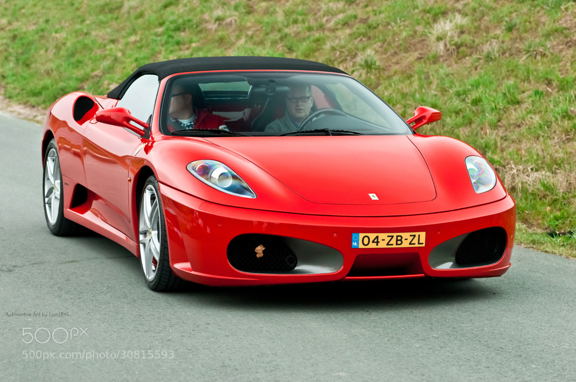 Photograph Ferrari F430 by lyon1845 on 500px