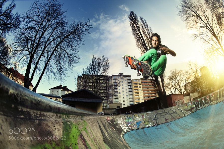 Photograph Skate by Philip  Platzer on 500px
