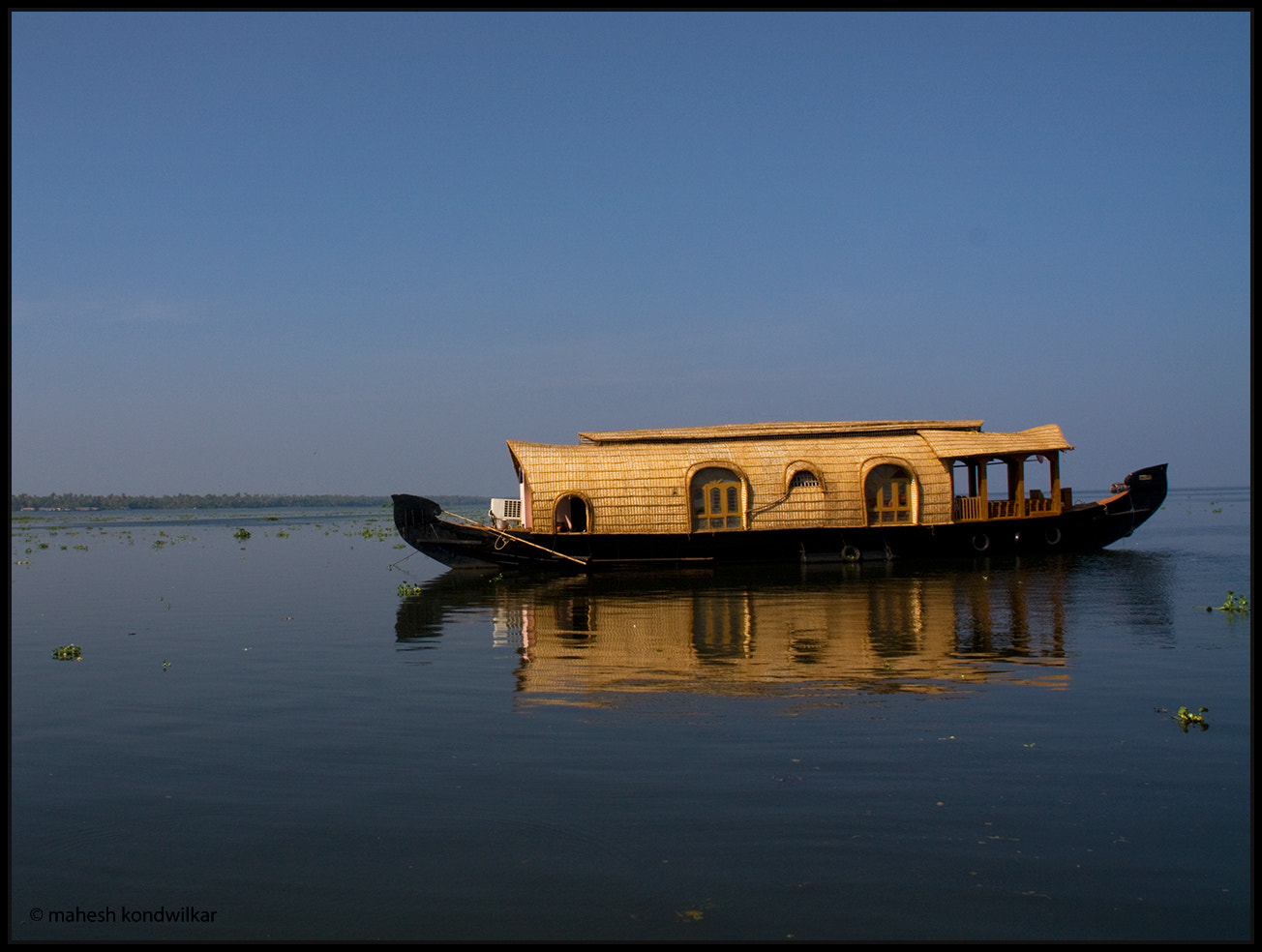 Photograph Kumarakom / Aleppey Houseboat by Mahesh Kondwilkar on 500px