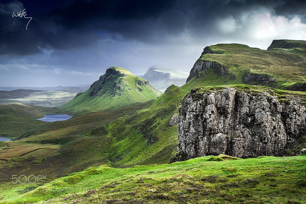 Photograph Skye Table by K. R. Whitley on 500px