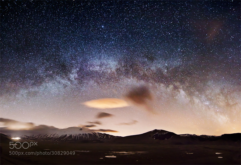 Sibillini Night by Stefano  Vita (StefanoVita)) on 500px.com