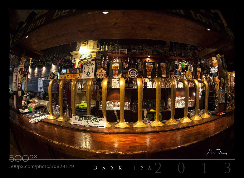 Photograph Dark Ipa by Antonio Perrone on 500px