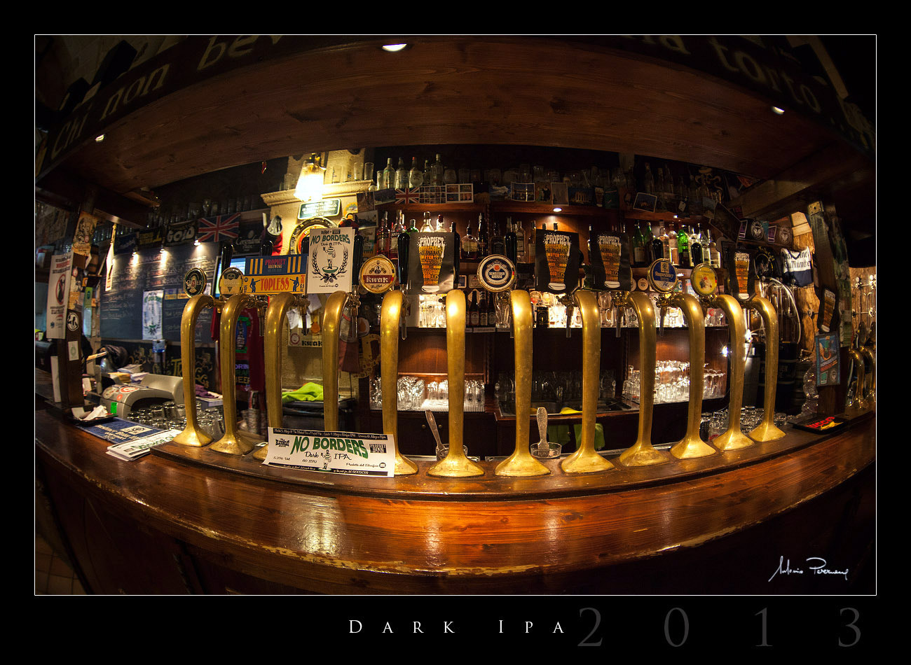 Photograph Dark Ipa by Antonio Perrone on 500px