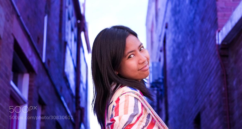Photograph Rochelle at Leura by Lean Sanchez on 500px