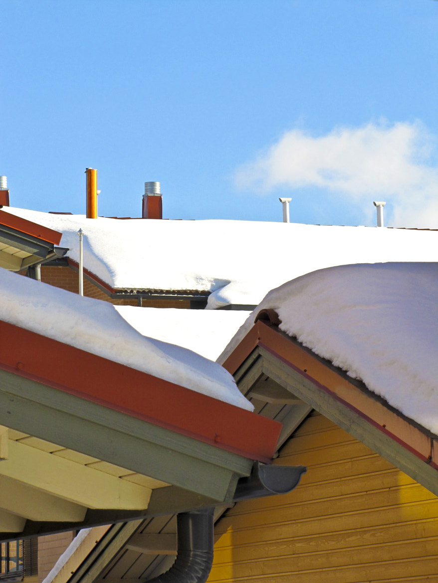 Photograph Roofs by Teemu Tanskanen on 500px