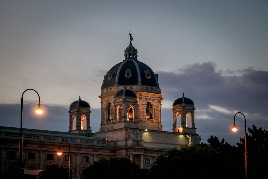 Naturhistorische Museum in Wien... by i_mayr on 500px.com