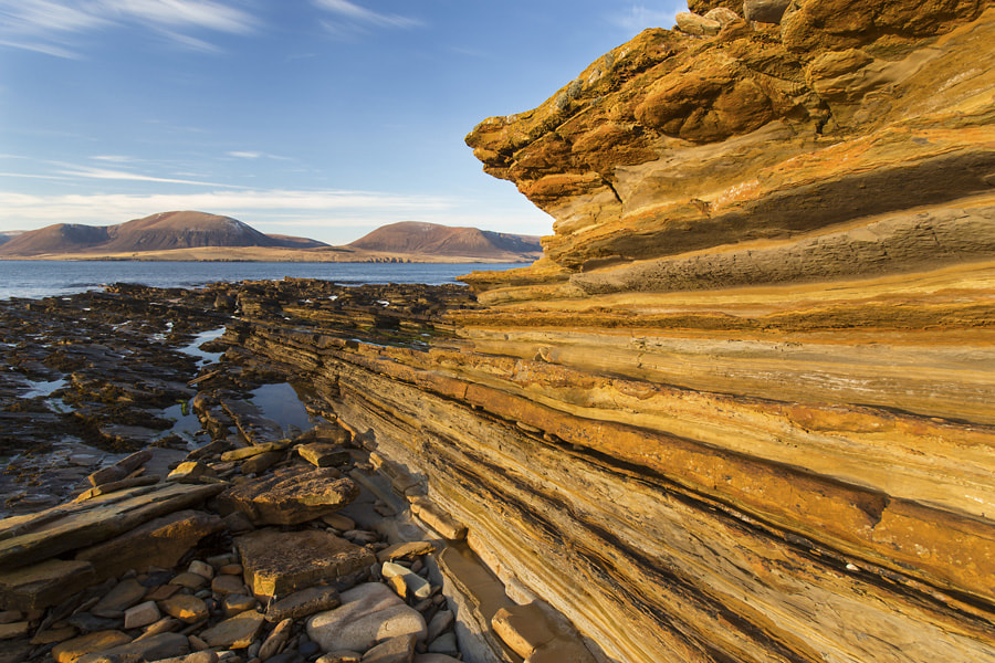 Photograph View to Hoy, Orkney by Mark Hamblin on 500px