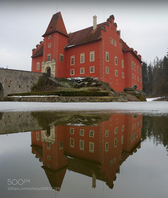 Photograph Castle Červená Lhota by Petr Podroužek on 500px