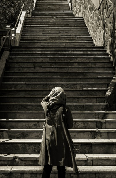 Photograph staring at the stairs by Zahra Darivandi on 500px