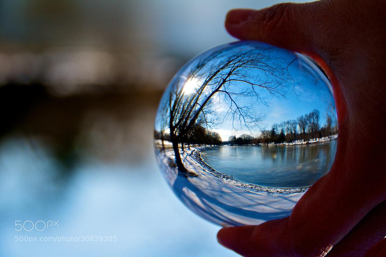 Photograph Magic crystal ball by James Choy on 500px