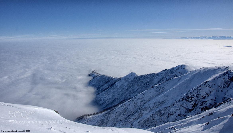 Photograph Sea of clouds by giorgio debernardi on 500px