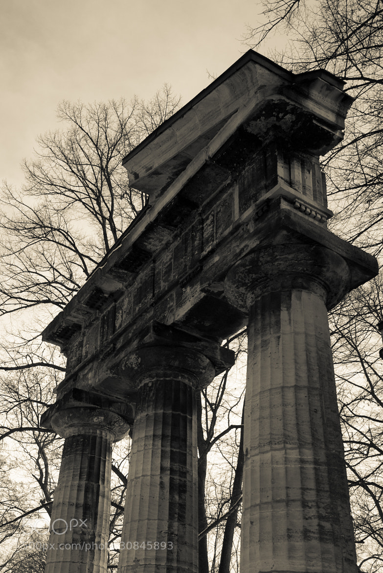 Photograph Portico by Oliver Westphal on 500px