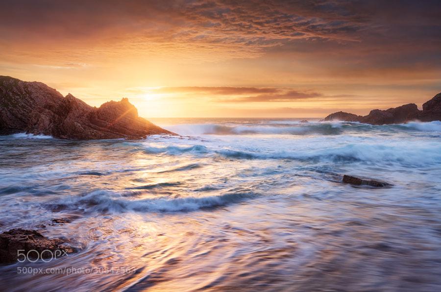 Photograph Murder Hole Beach by Michael  Breitung on 500px