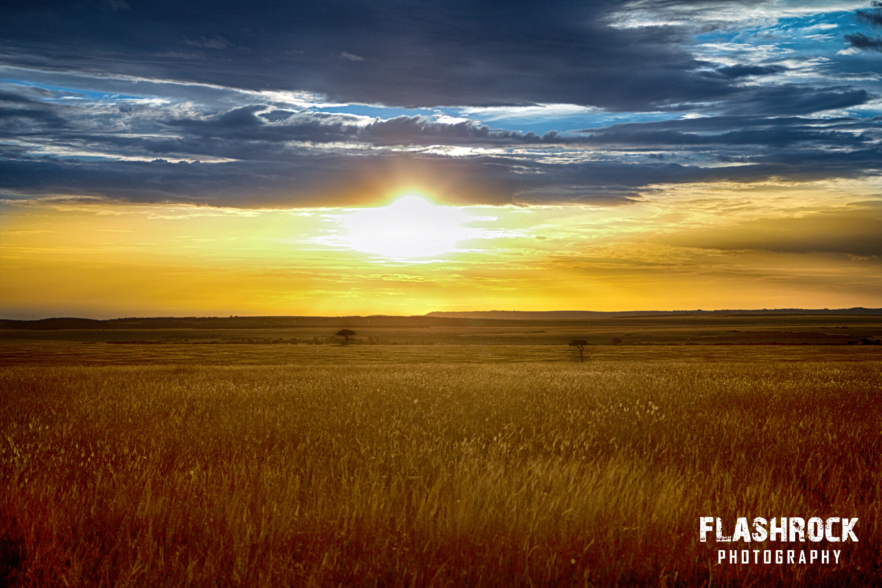Photograph Kenya Sunset I by Guido Grohmann on 500px
