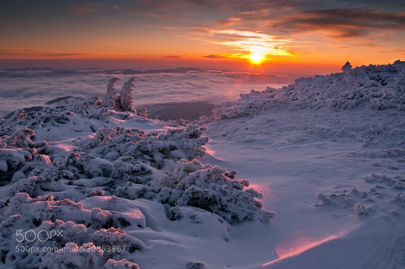 Photograph Ceahlau Mountains by Sorin Untu on 500px