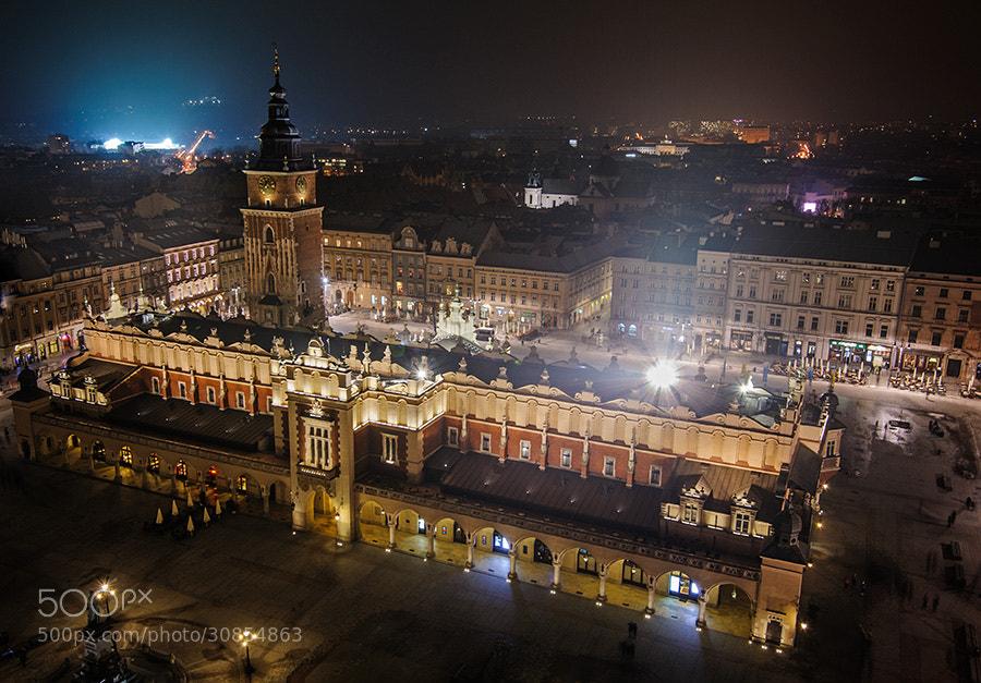 Photograph Kraków by Sebastian Zebrowski on 500px