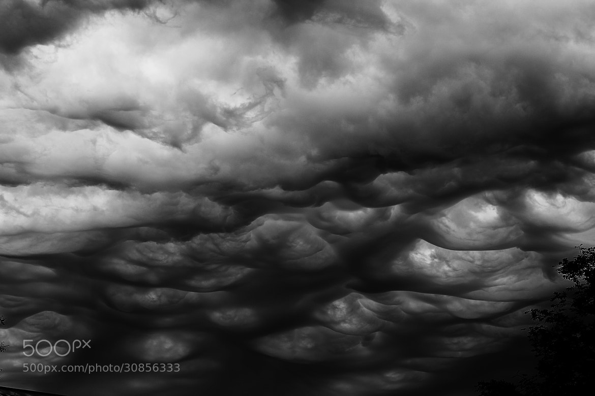 Photograph Cloud waves by Marie Sundberg on 500px