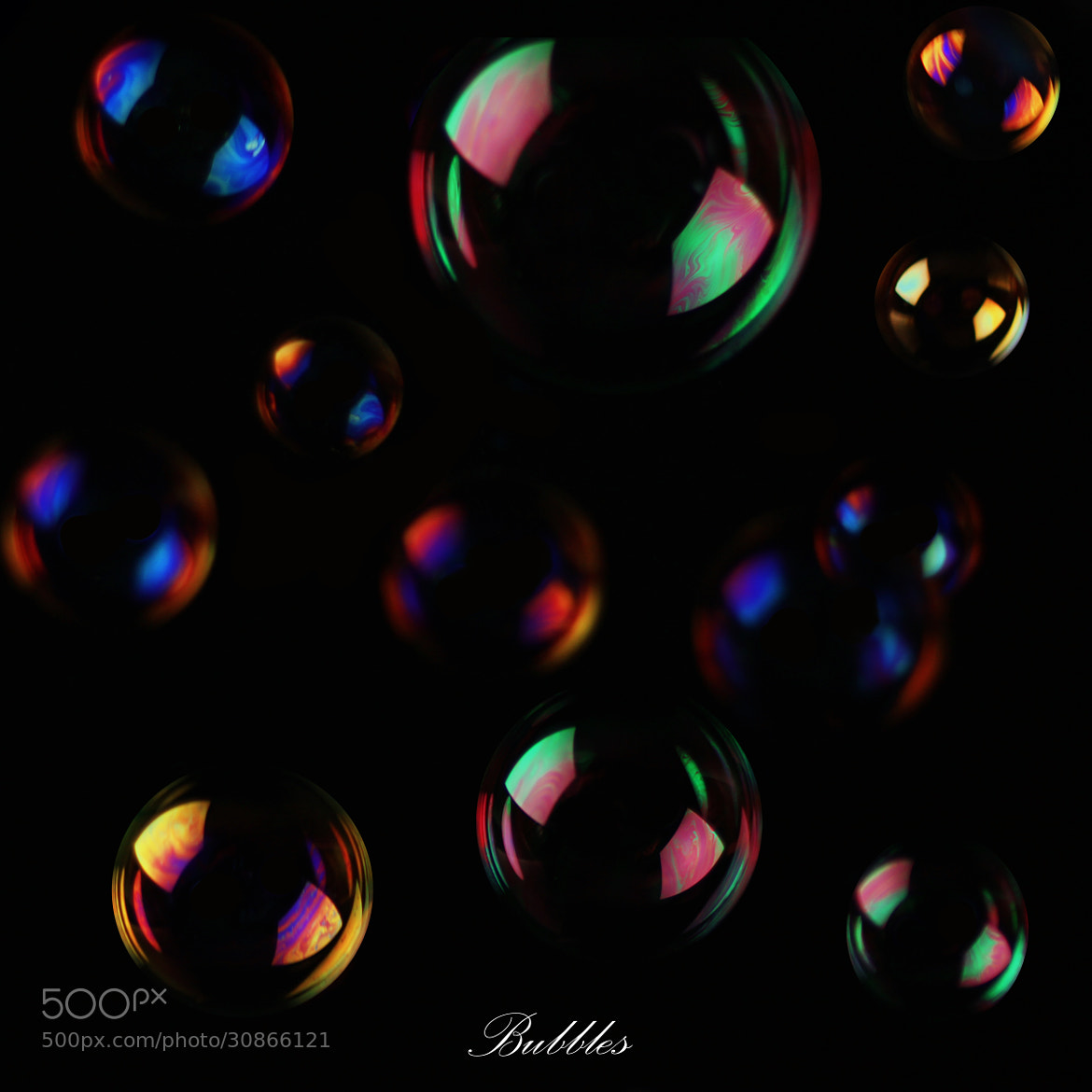 Photograph Bubbles by Leif Løndal on 500px