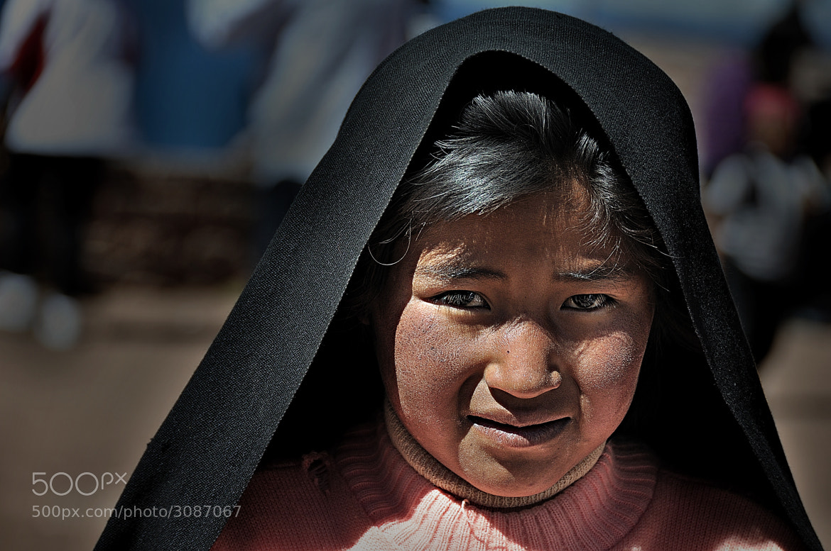 Photograph Native Girl from Peru by Csilla Zelko on 500px
