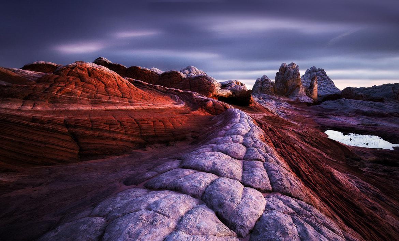 Swirling Landscape