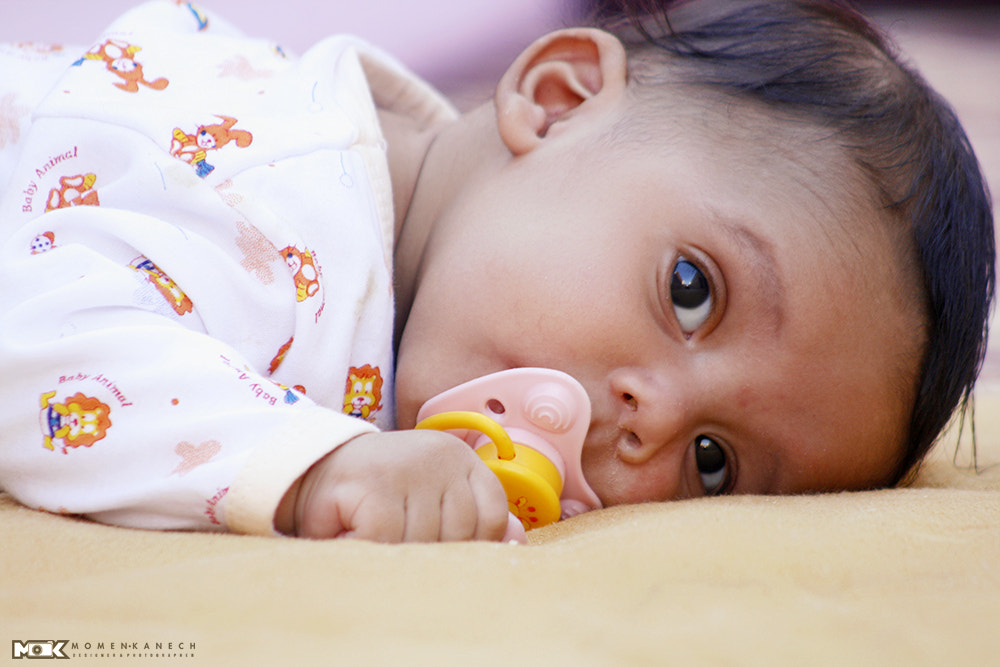 Photograph Look child by Momen Kanech on 500px