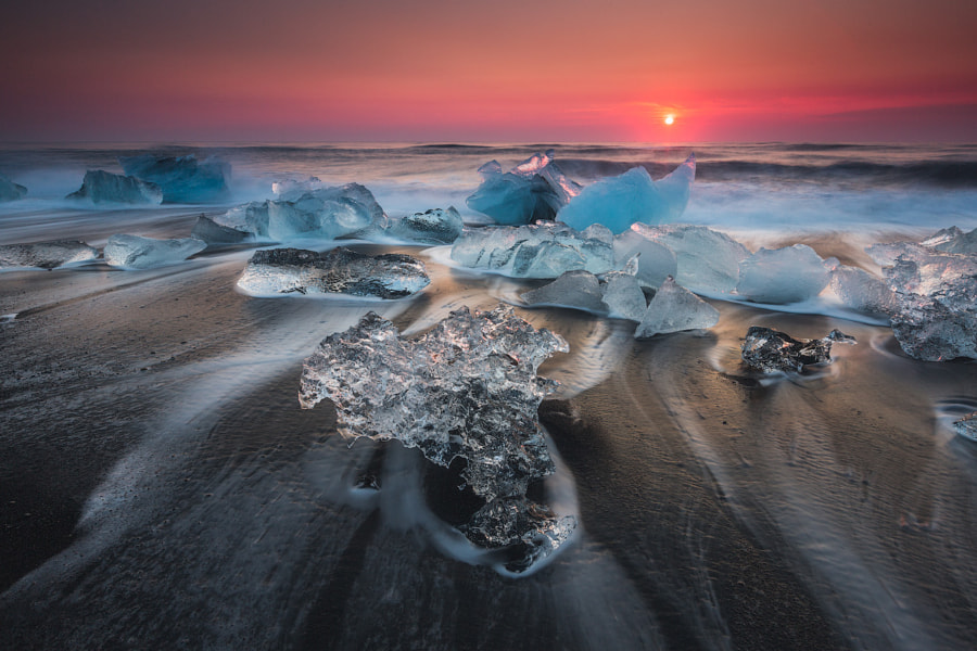 landscape photography -Blazing Diamonds by Iurie Belegurschi on 500px.com
