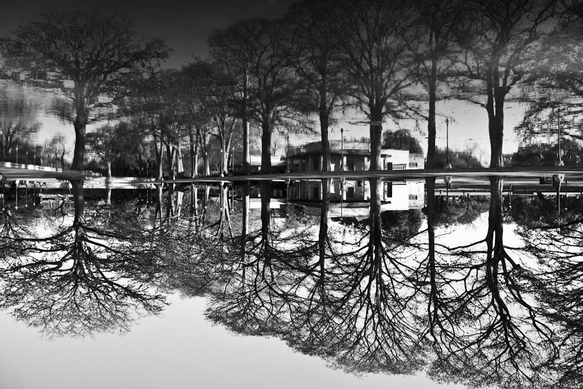 Photograph Reflection by Darcy Wheeler on 500px