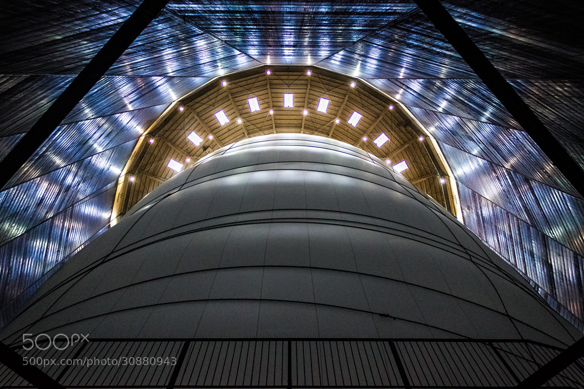 Photograph Big Air Package - Christo - Oberhausen by Constantin Fellermann on 500px