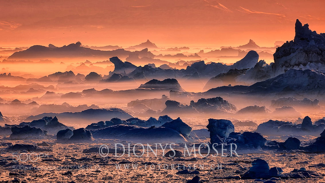 Photograph Magic Greenland by Dionys Moser on 500px
